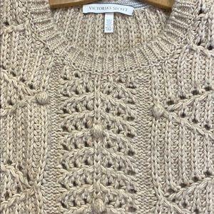 Victoria's Secret Sweaters - Victoria's Secret Soft Poncho Sweater